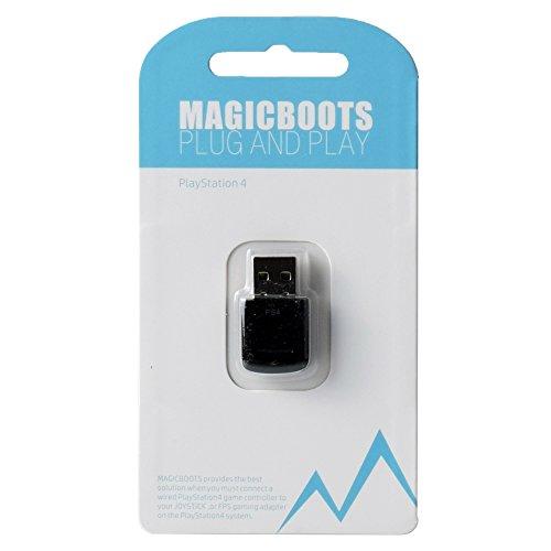 Gam3Gear Mayflash MAGPS4 Magic Boots FPS Adaptador Joystick Converter para PS4