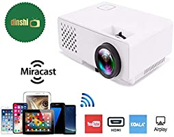 Upto 50% off on Dinshi Projectors