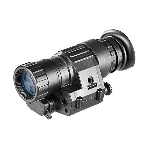 J-Love Monocular portátil de Mano HD 2X30 Telescopio de visión Nocturna infrarrojo monocular Compacto Impermeable, Adecuado para Caza de Patrulla al Aire Libre