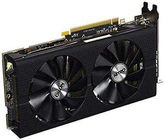 Sapphire Technology Nitro - Tarjeta gráfica ATI Radeon RX 480 8 GB GDDR5 PCI Express 11260-01-20 (reacondicionado)