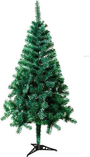 MCTECH 120 Cm Albero Di Natale Con Supporto - Abete Albero Albero Di Decorazione In PVC Verde (120 Cm)