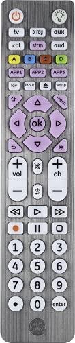GE Backlit Universal Remote