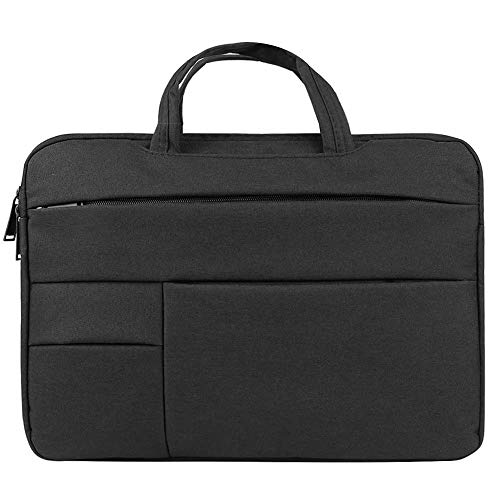 Travel Business Briefcase 15.6 Inch Laptop Bag Fit Acer Aspire 3, Aspire 5, Chromebook 15, Chromebook Spin 15, Predator Helios 300, Predator Tritan 700, Apple MacBook Pro 15 Inch, Black