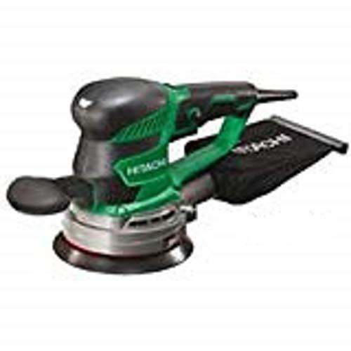 Hitachi Exzenterschleifer SV15YC, grün/schwarz