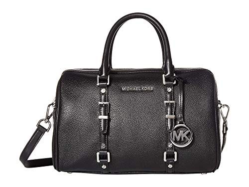 MICHAEL Michael Kors Bedford Legacy Medium Duffel Satchel Black One Size