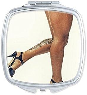 DIYthinker Tacones Altos Tatuaje Desnuda Sexy Culo Butt GAL Plaza ...
