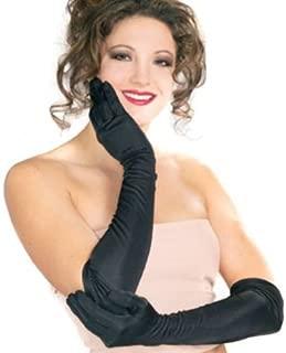 Secret Wishes Long Nylon Costume Gloves