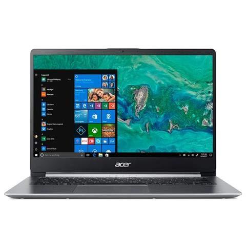 """ACER SWIFT 1 SF114-33-C02L 14"""" INTEL CELERON N4020 1.12GHz RAM 4GB-eMMC 64GB-WIN 10 S"""