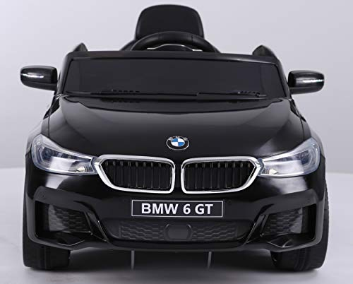 New Kids 12v Official Licensed BMW GT 6 Series Electric Ride on Car with...