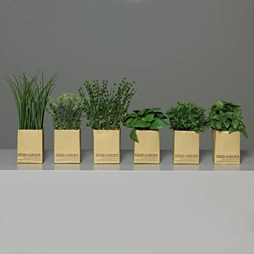 Euro Flora dekorative k/ünstliche Tomaten B/ündel bin/är 13x6.5x8 cm