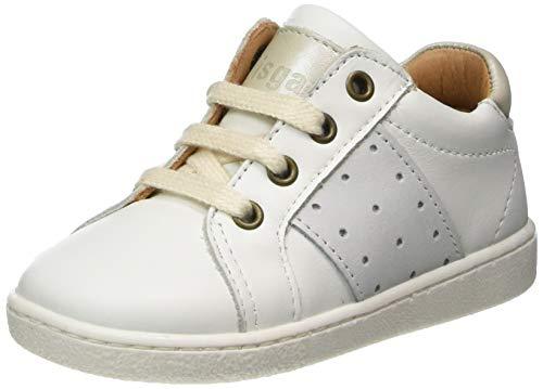 Bisgaard Unisex-Kinder Sami Sneaker, Weiß (White 1104), 33 EU