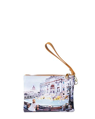 Y-Not? Pochette Donna pocket handle small yes-342s1 unica roma trevi