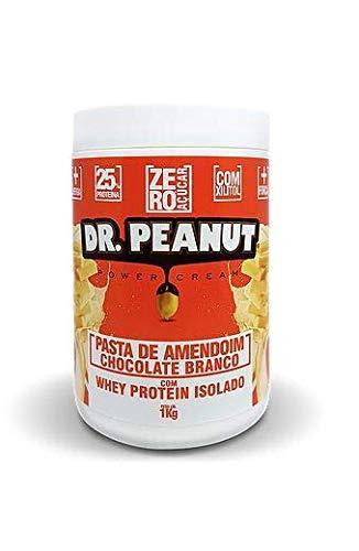 Pasta de Amendoim - 1005G Beijinho com Whey Isolado - Dr. Peanut, Dr. Peanut