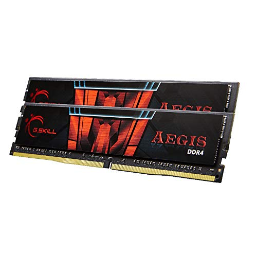 G.Skill Aegis 16GB DDR4 2666MHz CL19 Desktop Memory Kit
