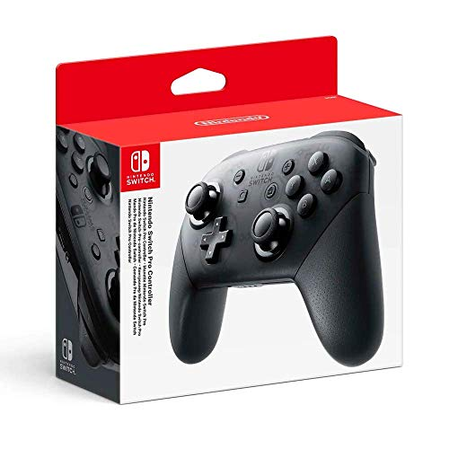 Nintendo Switch - Mando Pro Controller, Con Cable USB