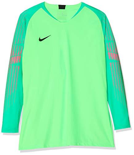 Nike Herren Gardien Long Sleeved T-Shirt, Black/Volt, S