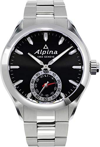 Alpina Geneve Horological Smartwatch AL-285BS5AQ6B Herrenarmbanduhr SmartWatch