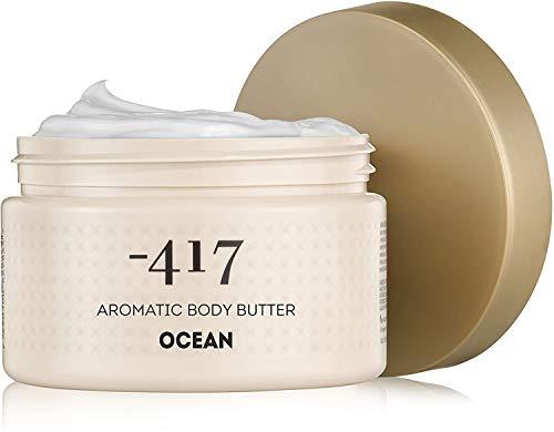 -417 Beurre corporel aromatique océan – Minéraux précieux de la mer Morte – Beurre de karité - 250ml Serenity Legend Collection