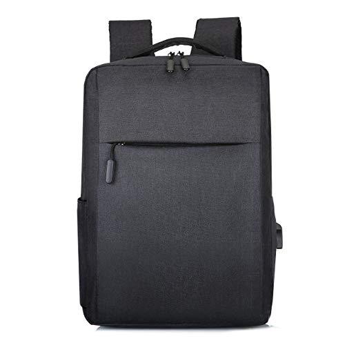 Nuovo Laptop Usb Zaino Borsa da scuola Zaino Antifurto Uomo Zaino da viaggio Zaini da uomo Zaino per il tempo libero Mochila Donna Gril
