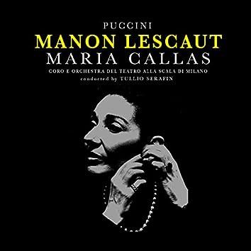 """Puccini: Manon Lescaut """"Complete Opera"""" (Remastered)"""