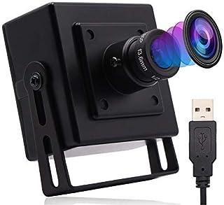 كاميرا ويب 2592X1944 من 5 ميجابكسل مع مستشعر سيموس من الألومنيوم وعلبة صغيرة يو إس بي مع كاميرات عدسة 3.6 مم، كاميرات ويب ...
