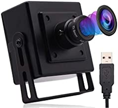 Usb Camera 5 Megapixel 2592X1944 Webcam with CMOS OV5640 Image Sensor and Aluminum Mini Box,Usb with Camera with 2.1mm Len...