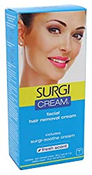 Surgi-Cream Hair Remover For Face