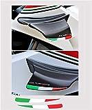 Vulturbike Banderas Tricolor para Aletas - Ducati Panigale V4/V4s/V4R
