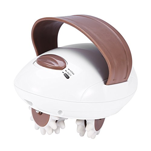 Appareil de Massage Anti cellulite, 3D Mini Roller Massage de la...