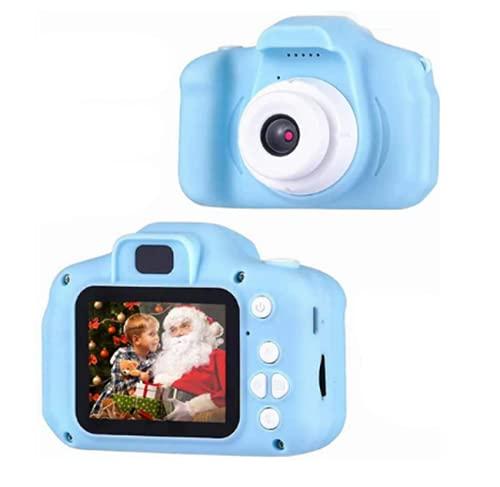 Mini cámara de vídeo HD con Tarjeta SD para niños, cámara Digital de grabación Inteligente, Deportivos para niños, Regalo con Tarjeta de Memoria de 32GB