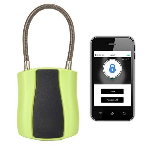 Smart Bluetooth lucchetto senza chiave - USB Apple Android Basso potere telefono separazione allarme...