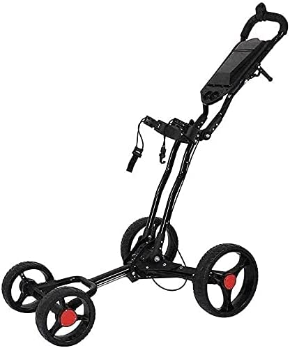 HAO KEAI Golf Max 42% OFF Cart W Push 4 Selling and selling Carts