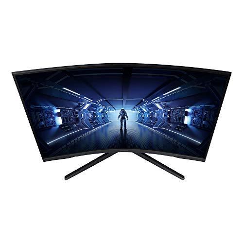 Samsung Odyssey C32G53T 32 Zoll 1000R Curved Gaming Monitor mit 2560x1440p Auflösung, 144hz Bildwiederholrate, 1ms Reaktionszeit - 8