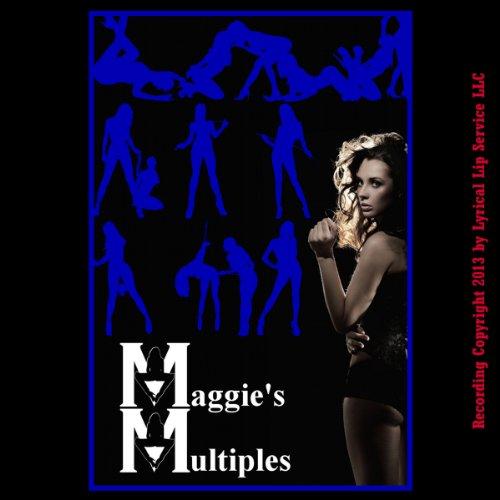 Maggie's Multiples audiobook cover art