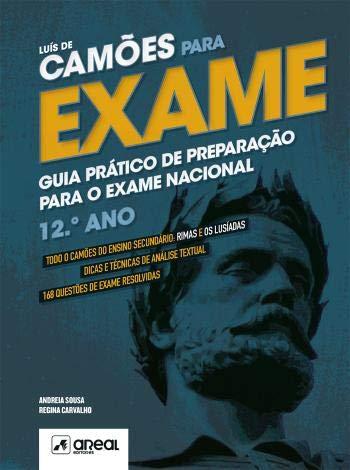 Luis de Camões Para Exame 12.º Ano (Portuguese Edition)