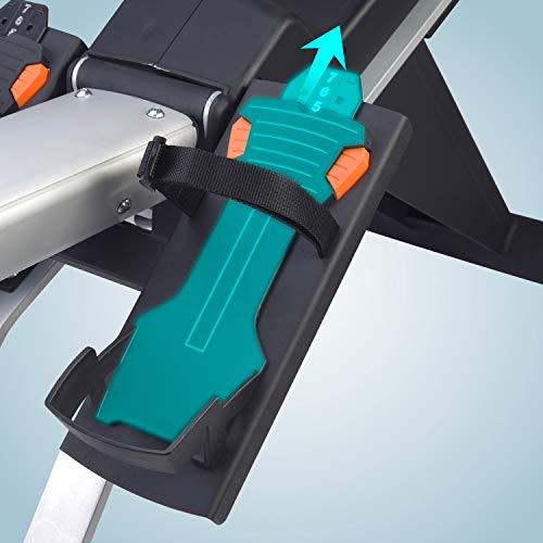 Klappbares Profi Rudergerät Air Magnetic Rower kaufen  Bild 1*