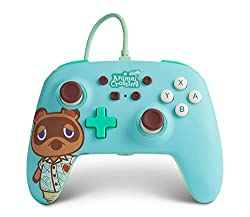 Video game controller features 3.5mm audio jack and mappable advanced gaming buttons Detachable 10ft (3M) USB cable no batteries required Officially licensed by Nintendo with two-year limited Warranty - Visit powera.Com/support