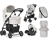 New Hauck Disney Winnie The Pooh Exploring 3in1 Shopper Pushchair Pram Buggy+Carrycot+Car seat+ Changing Bag+Footmuff+Raincover