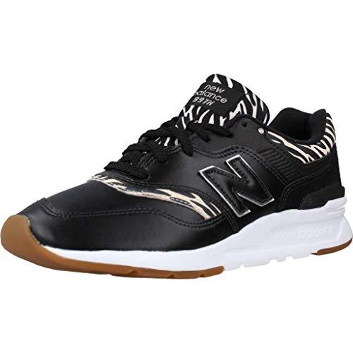 New Balance CW997HCI, Zapatillas Deportivas Mujer, Negro, 38 EU