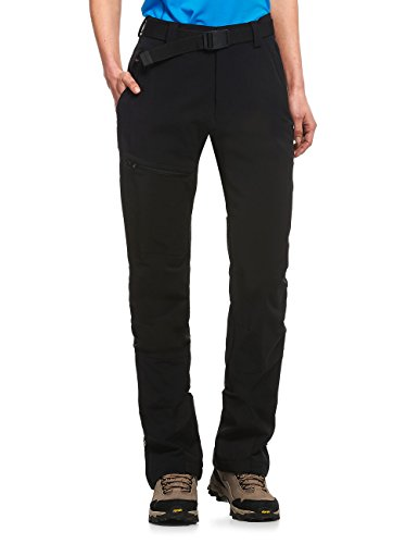 Maier Sports Lana - Pantalon Femme - Noir Modèle 40 2016