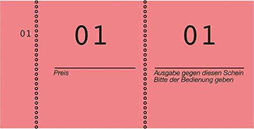 Avery Dennison Zweckform - Bloc para gráficos y datos, rosa