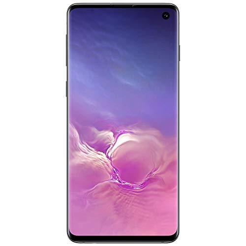 Samsung Galaxy S10, 128GB, Prism Black - For Verizon (Renewed)