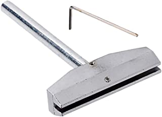 SUPVOX Electric Guitar Repair Tool Guitar Bass Fingerboard Fret Press Insert Caul Luthier Tool Musical Instrument Accessory Silver