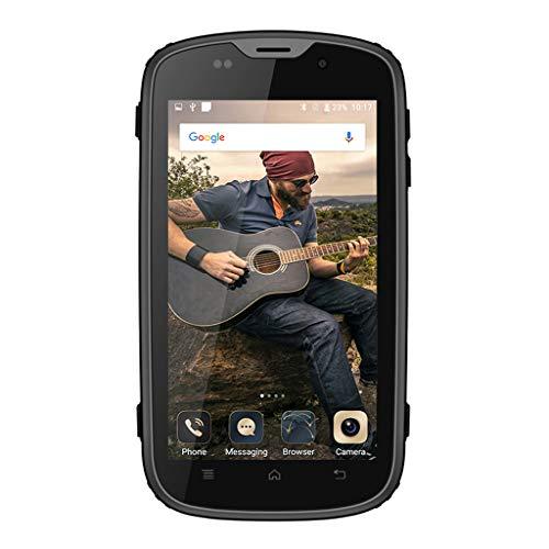 Teléfono Móvil, Chshe®, Kenxinda Proofings W5 Ip68 Impermeable Smartphone 4.0 '' Android 5.1 Mt6735 1G/8G, Smartphone + Cable de Fecha + Adaptador de Corriente + Auricular + Manual Del Usuario