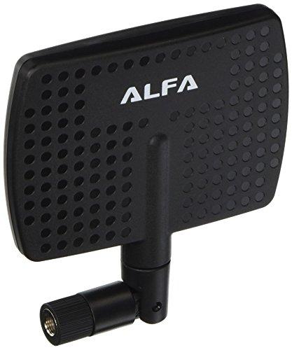 Alfa Network APA-M04 2,4 GHz 7 dBi riktad inomhuspanelantenn med RP-SMA-kontakt