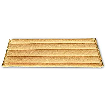 Norwex Dry Superior Mop Pad Made from 50% Recycled Materials Large  Yellow