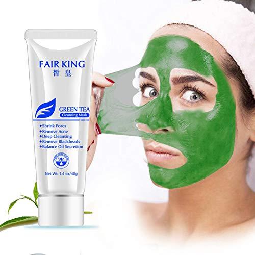 Grüner Tee Peel-Off Maske Poren reinigen Mask Porenreiniger Gesichtsmaske Black Mask (1.4 oz/40g)