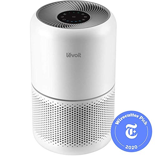 Save %8 Now! LEVOIT Air Purifier for Home Allergies Pets Hair Smokers in Bedroom, H13 True HEPA Air ...