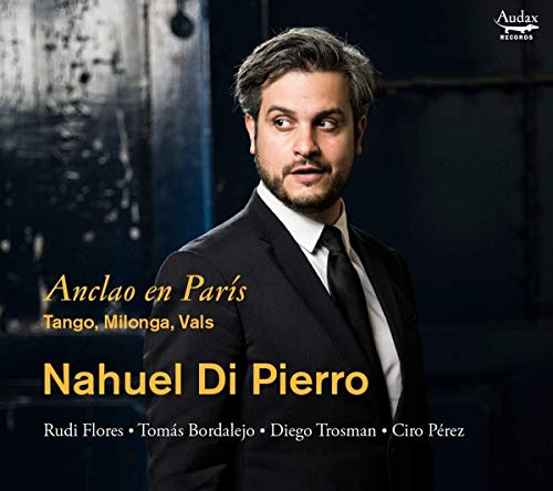 Anclao En Paris Tango · Milonga · Vals