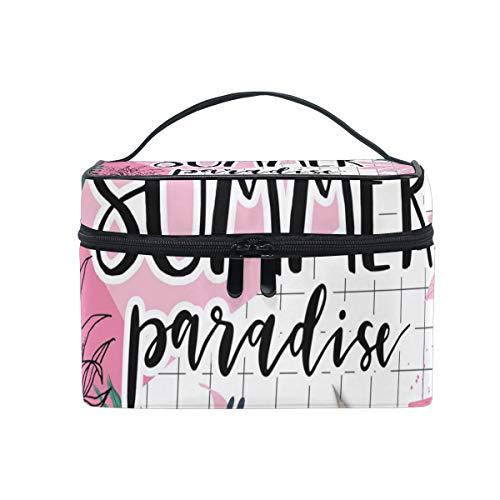 FAJRO Trousse de maquillage Paradise d'été
